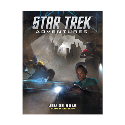 Star Trek Adventures : Guide d'initiation Gratuit