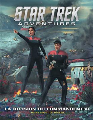 Star Trek Adventures : La Division du Commandement