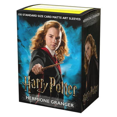 100 WB Matte Art : WizardingWorld H. Granger (10)