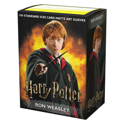 100 WB Matte Art :WizardingWorld  Ron Weasley (10)