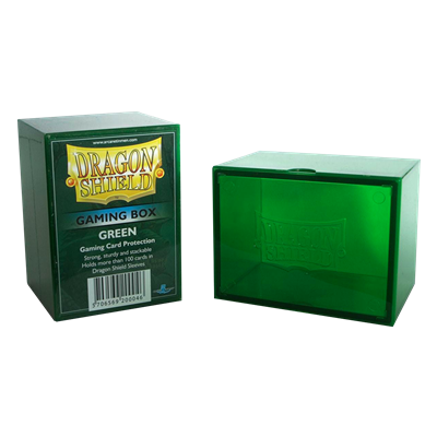 Dragon Shield : Gaming Box Green