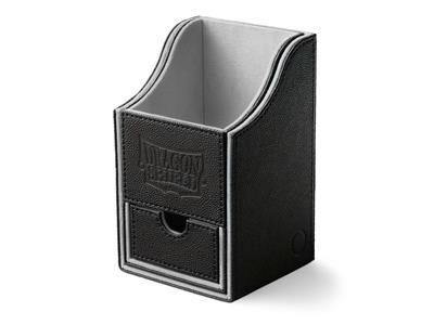 Dragon Shield : Nest Box Black/Light Grey (Staple)