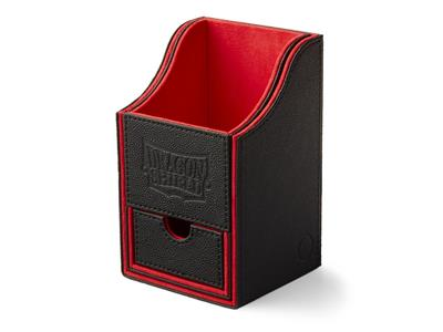 Dragon Shield : Nest Box Black/Red (Staple)