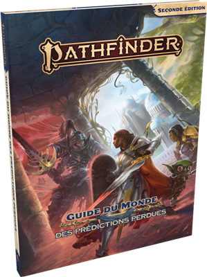 Pathfinder 2 : Guide Monde des Prédictions Perdues