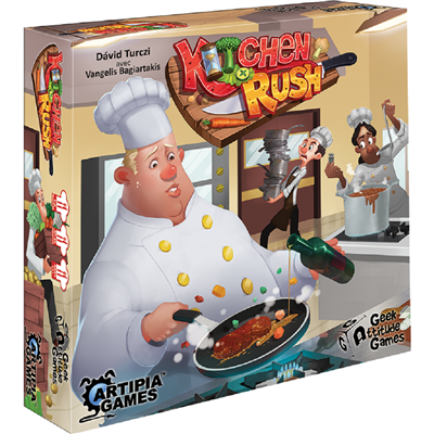 Kitchen Rush FR