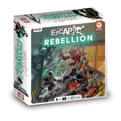 Escape 2.0 – Rébellion / Double Starter Set Eden