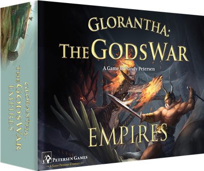 Glorantha The Gods Wars : Empires (Ext)
