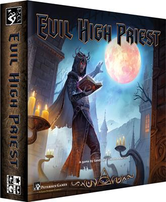 Evil High Priest VF