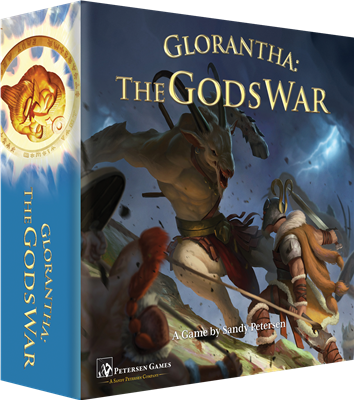 Glorantha The Gods Wars