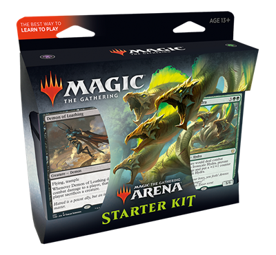 MTG : Core Set 2021 Arena Starter Kit FR (12)