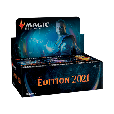 MTG : Core Set 2021 Booster FR (36)