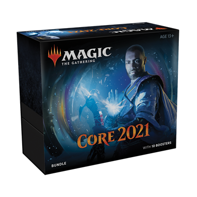 MTG : Core Set 2021 Bundle EN