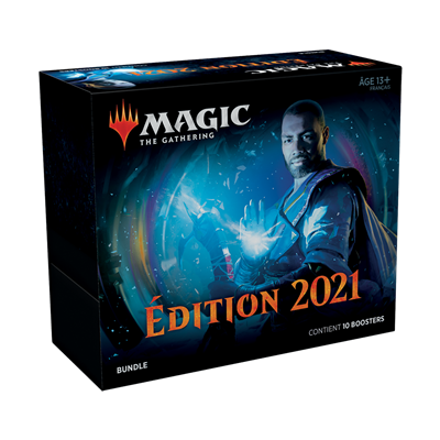MTG : Core Set 2021 Bundle FR