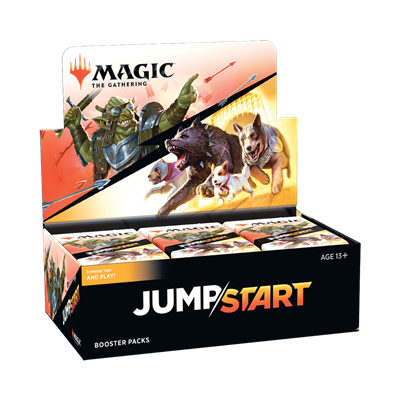 MTG : Core Set 2021 Jumpstart Booster EN (24)
