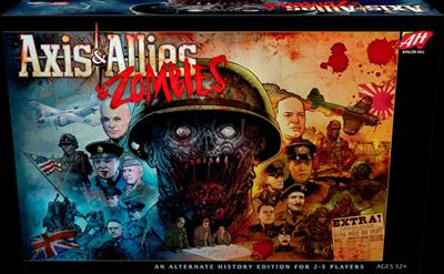 AH : Axis & Allies & Zombies EN