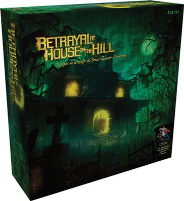 AVL : Betrayal at House on The Hill FR