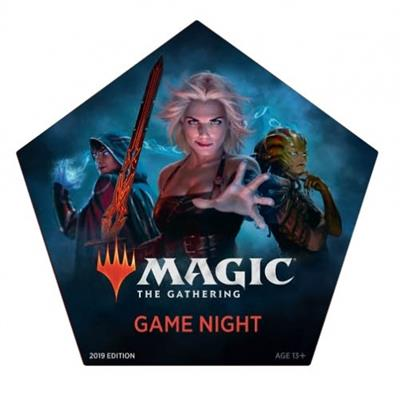 MTG : Game Night 2019