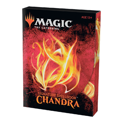 MTG : Signature Spellbook Chandra EN