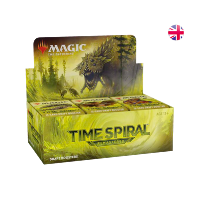 MTG : Time Spiral Booster EN (36)